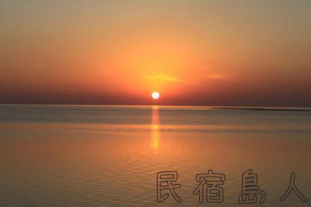 宮古島 夕日