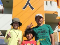 2012年7月24日チェックアウト 宮古島 民宿島人