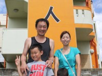 2012年7月25日チェックアウト 宮古島 民宿島人