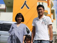 2012年7月26日チェックアウト 宮古島 民宿島人