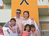 2012年8月11日チェックアウト 宮古島 民宿島人