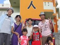 2012年8月14日チェックアウト 宮古島 民宿島人
