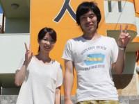 2012年8月15日チェックアウト 宮古島 民宿島人