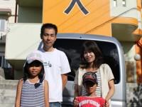 2012年8月31日チェックアウト 宮古島 民宿島人