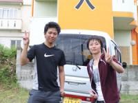 2012年9月10日チェックアウト 宮古島 民宿島人