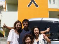 2012年9月26日チェックアウト 宮古島 民宿島人