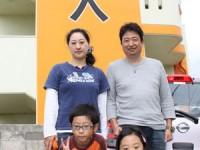 2012年11月4日チェックアウト 宮古島 民宿島人