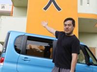 2012年11月8日チェックアウト 宮古島 民宿島人