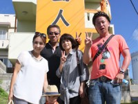 2013年7月1日チェックアウト 宮古島 民宿島人