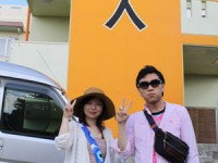 2013年7月8日チェックアウト 宮古島 民宿島人