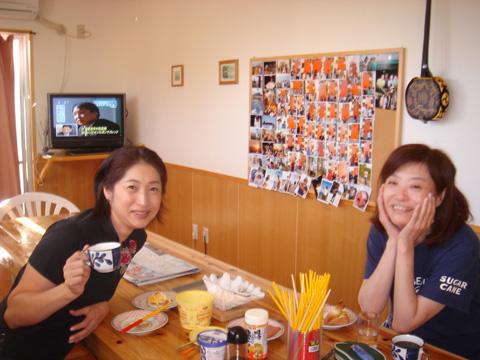岡部さんと中村さん
