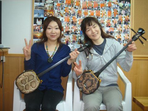 奥田さんと川杉さん