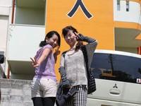 2012年5月2日チェックアウト@宮古島 民宿島人