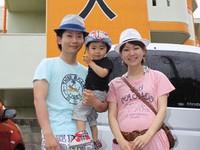 2012年5月31日チェックアウト@宮古島 民宿島人
