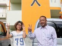 2012年10月16日チェックアウト 宮古島 民宿島人