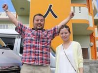 2013年8月18日チェックアウト 宮古島 民宿島人