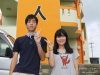 2013年9月5日チェックアウト 宮古島 民宿島人