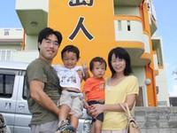 2013年9月8日チェックアウト 宮古島 民宿島人