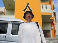 2013年9月9日チェックアウト 宮古島 民宿島人