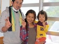 2013年11月13日チェックアウト 宮古島 民宿島人