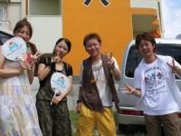 2012年6月24日チェックアウト 宮古島 民宿島人