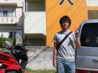 2012年7月8日チェックアウト 宮古島 民宿島人