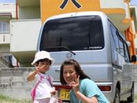 2012年7月14日チェックアウト 宮古島 民宿島人