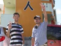 2012年8月16日チェックアウト 宮古島 民宿島人