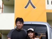 2012年9月23日チェックアウト 宮古島 民宿島人