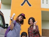 2013年3月24日チェックアウト 宮古島 民宿島人