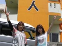 2013年6月21日チェックアウト 宮古島 民宿島人