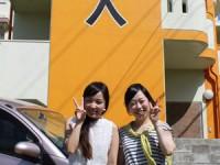 2013年7月5日チェックアウト 宮古島 民宿島人