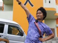 2013年7月16日チェックアウト 宮古島 民宿島人