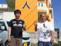 2013年7月23日チェックアウト 宮古島 民宿島人